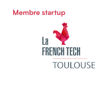 Membre startup French Tech Toulouse